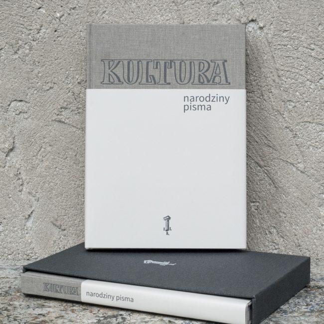 Kultura. Narodziny pisma
